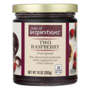 Taste of Inspirations Two Raspberry Fruit Spread