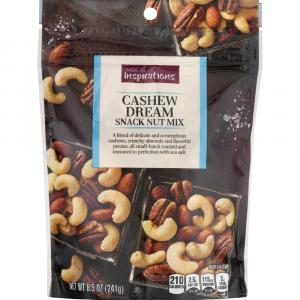 Taste of Inspirations Cashew Dream Snack Nut Mix