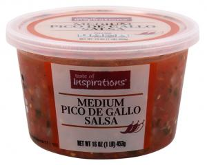 Taste of Inspirations Medium Pico de Gallo Salsa
