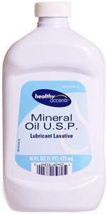 Healthy Accents Heavy Mineral Oil
