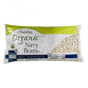 Nature's Place Organic Navy Beans Dried