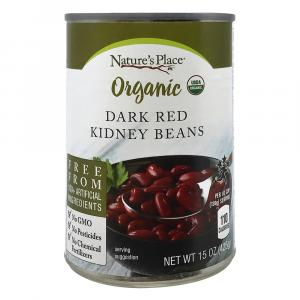 Nature's Place Organic Kidney Beans