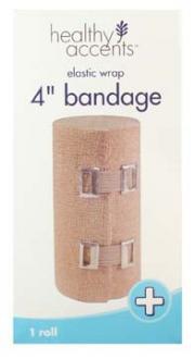 "Healthy Accents 4"" Elastic Bandage"