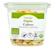 Nature's Place Organic Roasted Salted Cashews