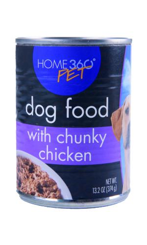 Home 360 Pet Chunky Chicken Dog Food