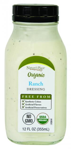 Nature's Place Organic Ranch Dressing