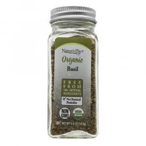 Nature's Place Organic Basil