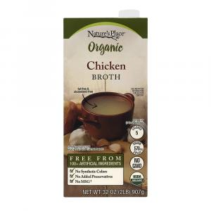 Nature's Place Organic Chicken Broth