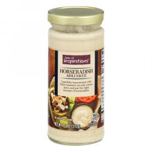 Taste of Inspirations Horseradish Aioli