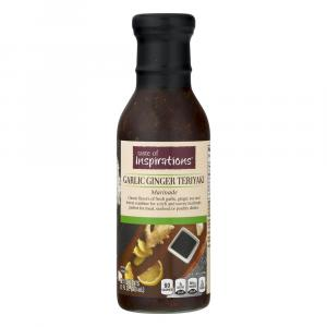 Taste of Inspirations Garlic Ginger Teriyaki Sauce