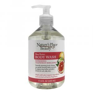 Nature's Place Grapefruit Bergamot Body Wash