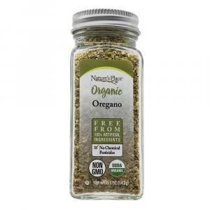 Nature's Place Organic Oregano