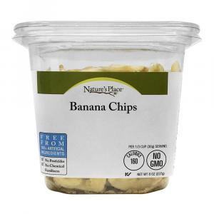 Nature's Place Banana Chips