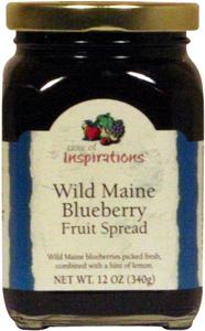 Taste Of Inspirations Blueberry Fruit Spread
