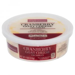 Taste of Inspirations Cranberry Goat Crumble