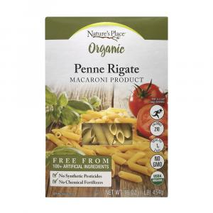 Nature's Place Organic Penne Rigate