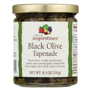 Taste of Inspirations Black Olive Tapenade