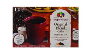 Taste Of Inspirations Original Blend Single Serve Cups