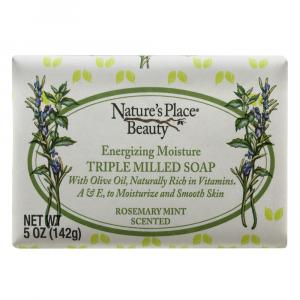 Nature's Place Beauty Rosemary Mint Soap