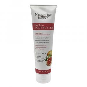 Nature's Place Grapefruit Bergmot Shea Butter Body Butter