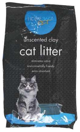 Home 360 Pet Clay Cat Litter