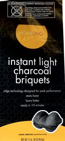 Home 360 Instant Light Charcoal