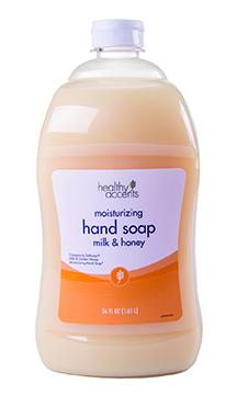 Healthy Accents Liquid Hand Soap Refill Milk & Honey