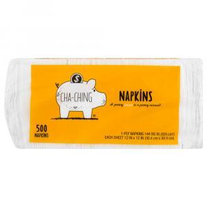 Cha-Ching 1-Ply Napkins