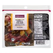 Taste of Inspirations Cracker Cuts Genoa Salami