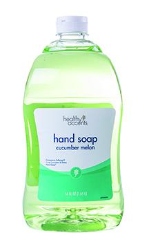 Healthy Accents Liquid Hand Soap Refill Cucumber Melon