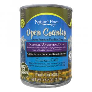 Nature's Place 95% Chicken Wet Dog Food