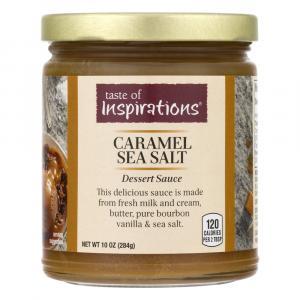 Taste of Inspirations Caramel Sea Salt Dessert Sauce