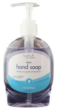 Healthy Accents Antibacterial Clear Liquid Soap