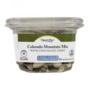 Nature's Place Colorado Mountain Mix With Chocolate Chips