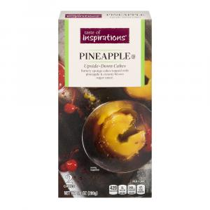 Taste of Inspirations Pineapple Upside Down Cake
