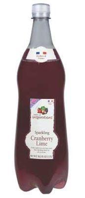 Taste of Inspirations Sparkling Cranberry Lime