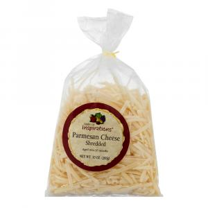 Taste Of Inspirations Shredded Parmesan Cheese