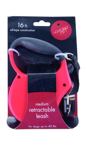 Home 360 Pet Medium Retractable Leash