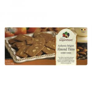 Taste of Inspirations Belgian Almond Thins