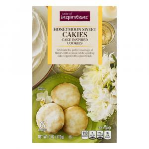 Taste of Inspirations Honeymoon Sweet Cakies Cake Inspired