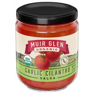 Muir Glen Organic Garlic Cilantro Salsa