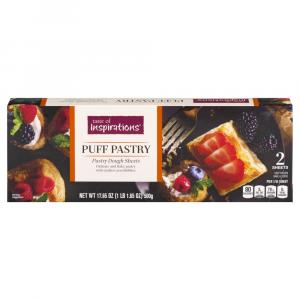 Taste of Inspiration Puff Pastry