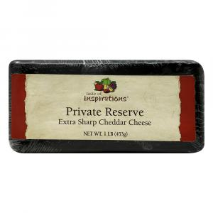 Taste of Inspirations Private Reserve Extra Sharp Cheddar