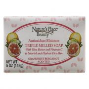 Nature's Place Beauty Grapefruit Bergamot Soap