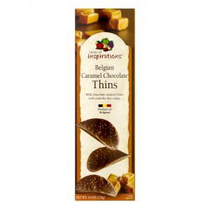 Taste Of Inspirations Caramel Chocolate Thins