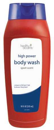 Healthy Accents High Energy Body Wash