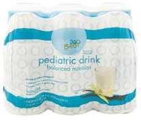 Home 360 Baby Pediatric Vanilla Drink