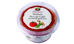 Taste Of Inspirations Medium Pico De Gallo Salsa
