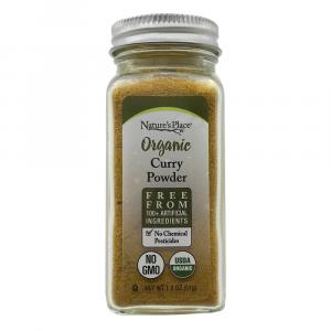 Nature's Place Organic Curry Powder