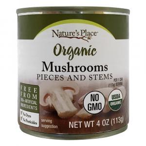 Nature's Place Organic Mushrooms